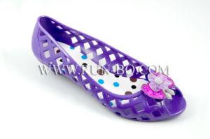Ladies′ Injection PVC Sandals (#RX-AK1221-7)