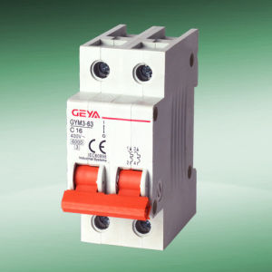 Gym3 Mini Circuit Breaker (BKN type 2P)