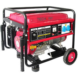 Tw3500W (E) 3kw Gasoline Generator pictures & photos
