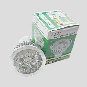 Aluminum 5W High Power GU10 LED Lightings
