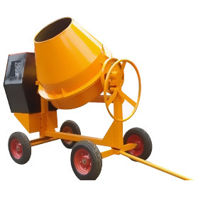 Small Diesel Powered Concrete Mixer JFA-1 pictures & photos