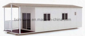 Fast Installation Light Steel Structure Modular House by Sandwich Panel pictures & photos