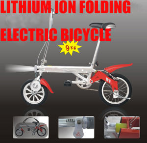 Folding Electric Bicycle (LTM-TD07Q)