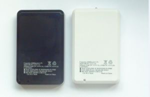 11200mAh White/Black Power Bank (OM-PW016) pictures & photos