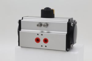 Air Piston Pneumatic Rotary Actuator pictures & photos