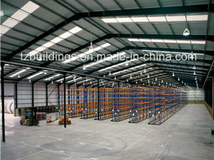 Pre Engineered Steel Structure Warehouse pictures & photos
