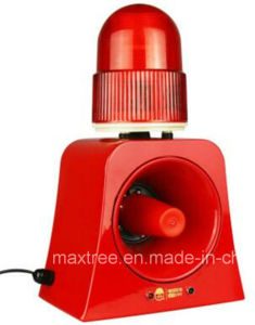 Emergency Strobe Beacon & Sounder Audible and Visual Alarm pictures & photos