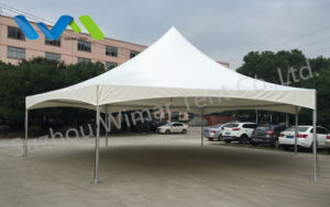 100 People 12m Hexagon Tent with Waterproof Cover for Africa pictures & photos