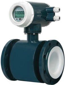 Sewage Split Electromagnetic Flow Meter with IP68 Water-Proof Flowmeter pictures & photos
