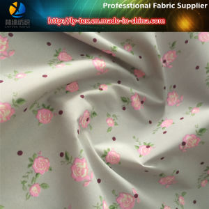 50d/72f Polyester Full Dull Taffeta with Transfer Printing for Jacket, Polyester Printed Woven Textile Fabric pictures & photos
