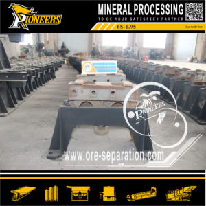 Alluvial Ore Coarse Particle Size Fine Gold Sand Shaking Table pictures & photos