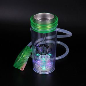 Mini Plastic Material Bottle Cup Hookah pictures & photos