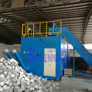 Shengbo Hydraulic Horizontal Aluminum Scraps Briquette Machine with Competitive Price pictures & photos