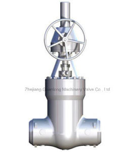 Pressure Self Seal Wedge Gate Valve pictures & photos