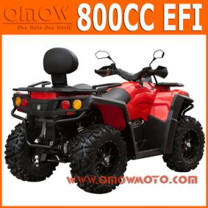 Road Legal Euro 4 800cc 4X4 EEC ATV pictures & photos