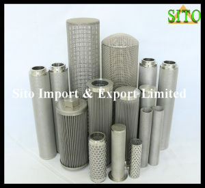 High Quality Sintered Wire Mesh Filters pictures & photos