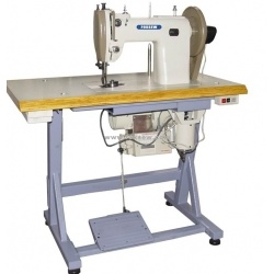 Flat Bed Sole Stitching Machine pictures & photos