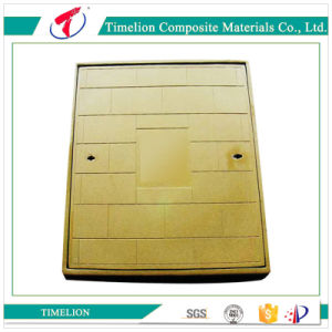 Ductile Iron Manhole Cover Cast Iron Square En124 Manhole Cover pictures & photos