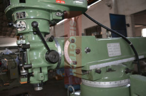Drilling and Milling Machine Zx6350A pictures & photos