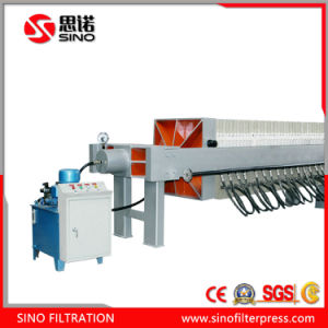 Automatic Hydraulic Membrane Plate Filter Press for Chemical Industry pictures & photos