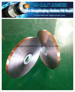 Copper Aluminum Foil Mylar Tape as Shielding Material pictures & photos