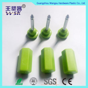 Factory Directly Green Quality Security Bolt Seal for Containers Wsk-GM007 pictures & photos