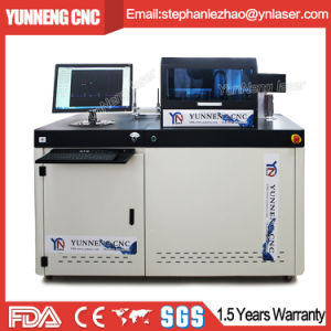 Channel Resin Letters Bending Machine for Aluminum Coils with Ab glue pictures & photos