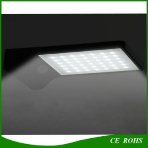 42 LED Solar Lamp Street Light PIR Motion Sensor Lamps Garden Security Lamp Outdoor Street Waterproof Wall Lights pictures & photos
