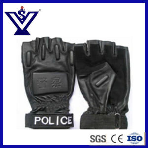 High Quality Tacical Police Glove/Police Equipment/Military Gear (SYSG-163) pictures & photos