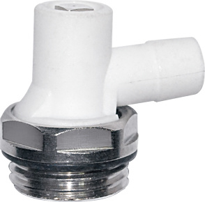 Chromed Brass Gas Check Valve for Radiator pictures & photos