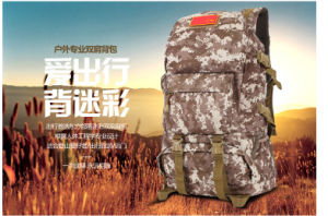 Hot Hot Sale! Sale! Urban Popular Military Tactical Water-Proof European Multicam Tactical Hiking Shoulder Camping Backpack pictures & photos
