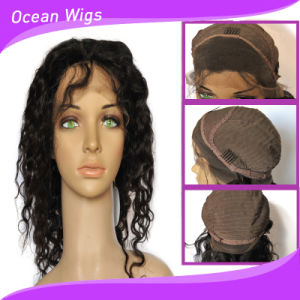 New Arrival Human Hair Full Lace Wig for Black Women pictures & photos
