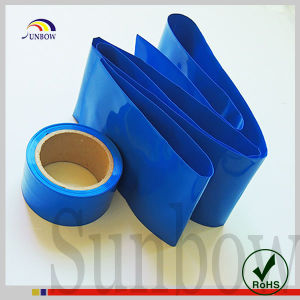 43mm Layflat PVC Heat Shrink Tubing for 26650 Battery pictures & photos