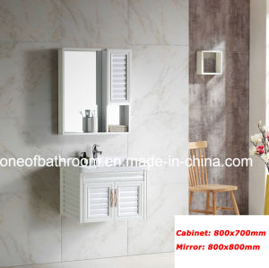 60/80cm Good Type Bathroom Cabinets for Sanitary Ware (8300) pictures & photos