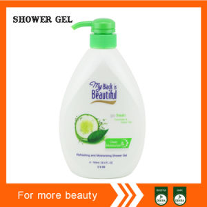 Plum & Sakura Blossom Shower Gel Body Wash OEM pictures & photos