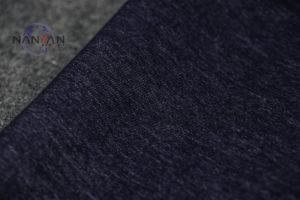 Cool-Touching Nylon Denim Jeans Fabric pictures & photos