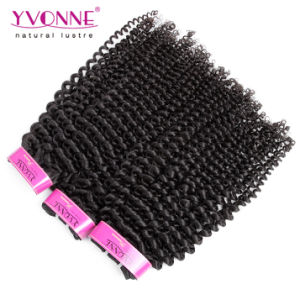100% Remy Human Hair Brazilian Weave Virgin Hair pictures & photos