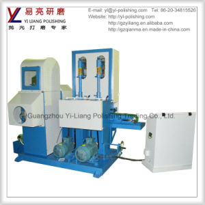 Conveyor Abrasive Belt Water Grinding Machine for Metal Sheet Sanding pictures & photos