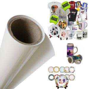 Best Quality 100GSM Sublimation Paper for Hard Materials pictures & photos