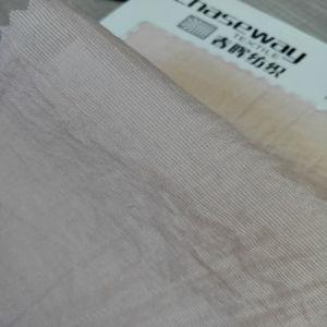 70% Rayon Viscose 30% Nylon Shinning Linen Look Fabric
