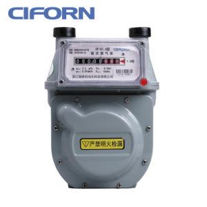 Aluminum Case Diaphragm Gas Meter G1.6-G10 pictures & photos