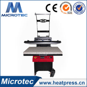 Large Format Heat Press Machine with Slid out Bed and Best Seller in Europe pictures & photos