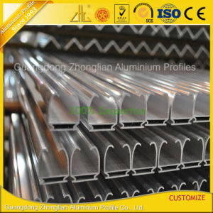 Powder Coated Anodized Profiles Aluminum for Construction & Decoration pictures & photos