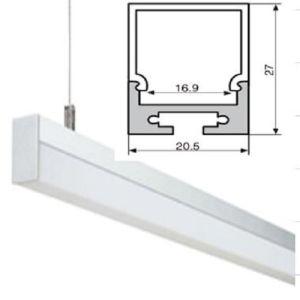 4145 LED Aluminium Channel LED Linear Pendant Light LED Extrusion pictures & photos
