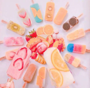 Popsicle Machine Can Make Different Flavor /Popsicle pictures & photos