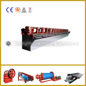 Jjf Series Flotation Machine for Gold Copper Ore Plastic