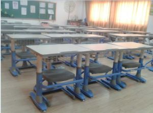 Istudy Newest Children Study Desk Student Furniture pictures & photos
