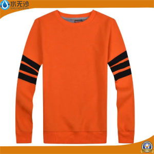 Custom Men Fleece Hoodies Plain Sweatshirt Cotton Hoodies pictures & photos