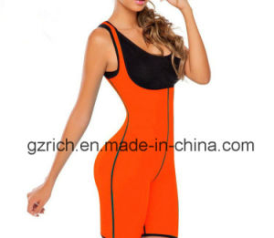 Neoprene Ultra Sweat Bodysuit Both Side Wear Shapewear pictures & photos