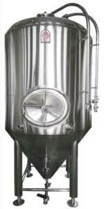 Stainless Steel Brew Glycol Conical Fermentation Tank/Fermentor